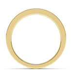 Celtic Knot Men's Wedding Ring in Yellow Gold | Thumbnail 03
