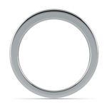 Channel Diamond Wedding Ring in Platinum | Thumbnail 03