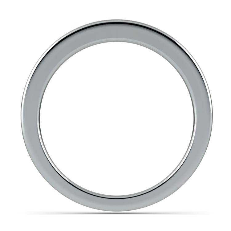 Channel Diamond Wedding Ring in Platinum | 03