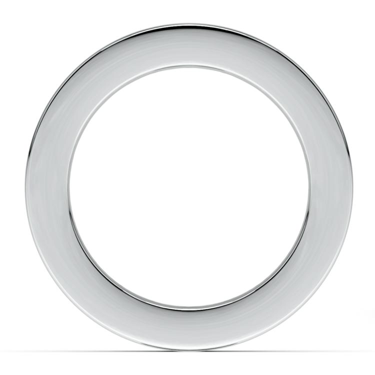 Channel Diamond Eternity Ring in Platinum (3 ctw) | 03