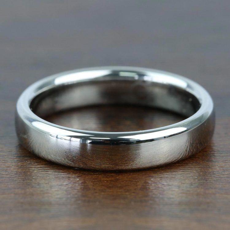 Comfort Fit Men's Wedding Ring in Cobalt (4.5mm) | 03