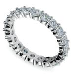 Diamond Eternity Ring in Platinum (2 ctw) | Thumbnail 01