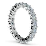 Diamond Eternity Ring in Platinum (2 ctw) | Thumbnail 04