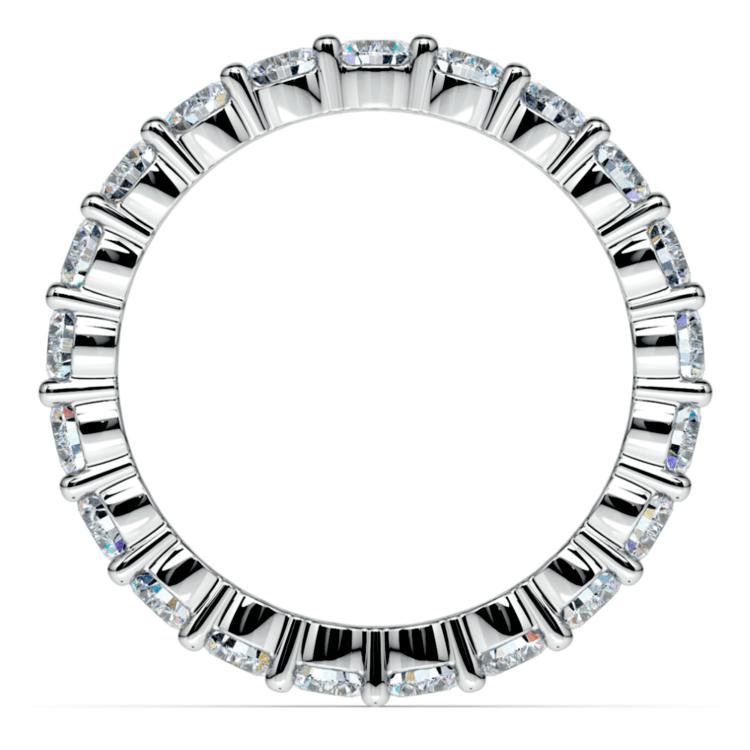 Diamond Eternity Ring in Platinum (2 ctw) | 03