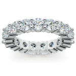 Diamond Eternity Ring in Platinum (4 1/4 ctw) | Thumbnail 02