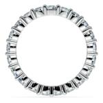 Diamond Eternity Ring in White Gold (2 ctw) | Thumbnail 03