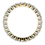 Diamond Eternity Ring in Yellow Gold (1 ctw) | Thumbnail 03