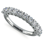 Eleven Diamond Wedding Ring in Platinum (1 ctw) | Thumbnail 01