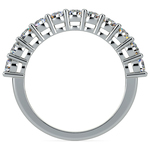 Eleven Diamond Wedding Ring in Platinum (1 ctw) | Thumbnail 03