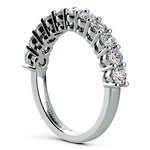 Eleven Diamond Wedding Ring in Platinum (1 ctw) | Thumbnail 04