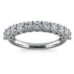 Eleven Diamond Wedding Ring in White Gold (1 ctw) | Thumbnail 02