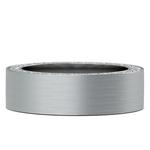 Hidden Diamond Men's Wedding Ring in White Gold (7mm)   Thumbnail 03