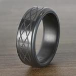 Kratos - Polished Celtic Weave Elysium Ring  | Thumbnail 06