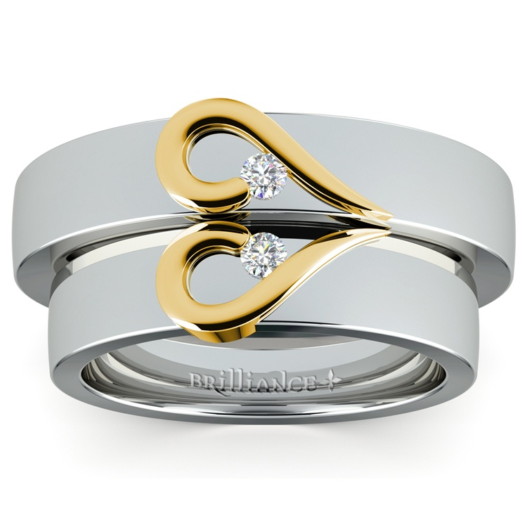 gold wedding the yellow band blog of bands rings platinum lord and