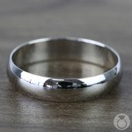 Mid-Weight Men's Wedding Ring in Platinum (5mm) | Thumbnail 03