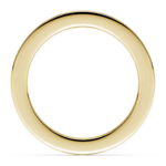 Princess Channel Eternity Ring in Yellow Gold (1 3/4 ctw) | Thumbnail 03