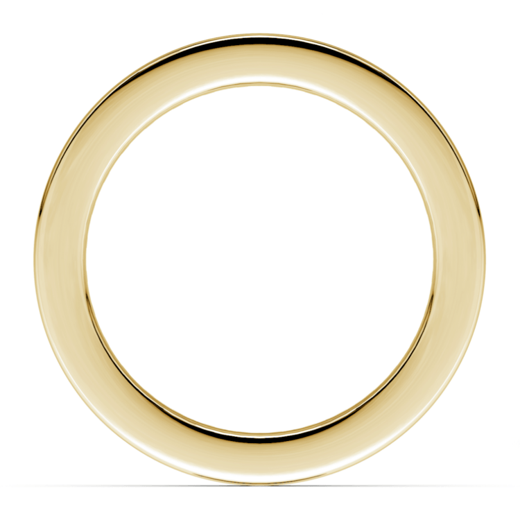 Princess Channel Eternity Ring in Yellow Gold (1 3/4 ctw) | 03
