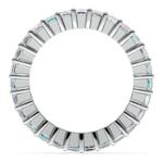Princess Diamond Eternity Ring in Platinum (2 3/4 ctw) | Thumbnail 03