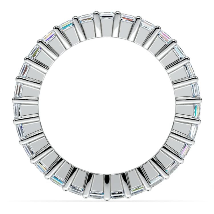Princess Diamond Eternity Ring in Platinum (2 3/4 ctw) | 03