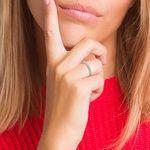 Reverse Trellis Diamond Wedding Ring in White Gold | Thumbnail 07