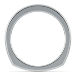 Rocker (European) Wedding Ring in Palladium (2.5mm) | Thumbnail 03