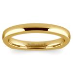 Rocker (European) Wedding Ring in Yellow Gold (2.5mm) | Thumbnail 02