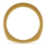 Rocker (European) Wedding Ring in Yellow Gold (2.5mm) | Thumbnail 03