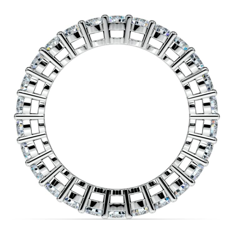 Open Gallery Diamond Eternity Ring in Platinum | 03