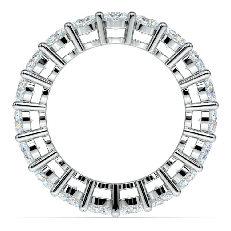 Diamond Eternity Ring in Platinum (4 ctw) | 03