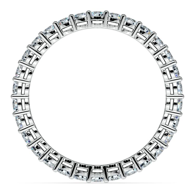 Diamond Eternity Ring in Platinum (1 ctw) | 03