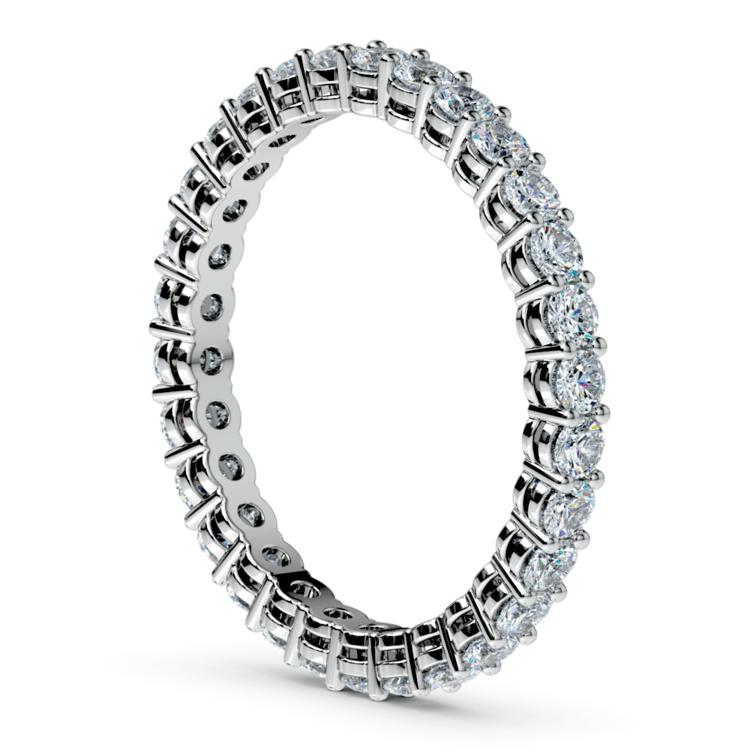 Diamond Eternity Ring in Platinum (1 ctw) | 04