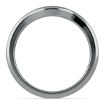Swirl Style Wedding Ring in Platinum | Thumbnail 03
