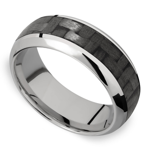 a332c1824 Top Styles for Men's Titanium Wedding Bands   Element Rings by ...