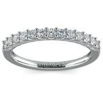 Trellis Diamond Wedding Ring in Platinum | Thumbnail 02