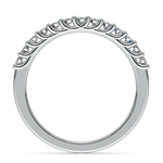 Trellis Diamond Wedding Ring in Platinum | Thumbnail 03