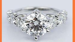 2.40 Carat Round Brilliant Diamond