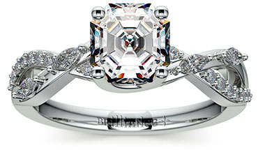 Find an Asscher Setting