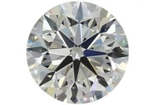 """Strong"" Diamond Fluorescence GIA Certification"