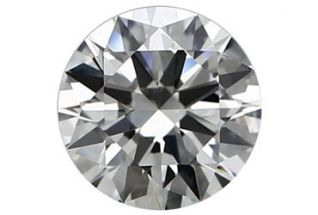 """Medium"" Diamond Fluorescence GIA Certification"