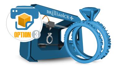 3D Printable Rings
