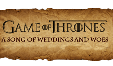 Game of Thrones: A Song of Weddings and Woes – Couple Cards Edition