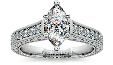 Find a Marquise Setting