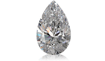 Search for a Pear Diamond
