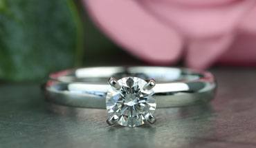 Preset Engagement Rings