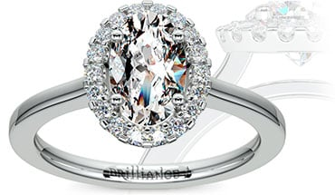 Oval Engagement Rings Represent Life & Rebirth