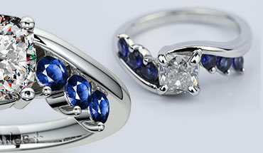 Blue Sapphires that Inspire