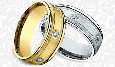 Vintage Eternity Ring for Him