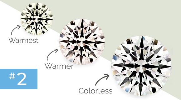 #2 Diamond Color