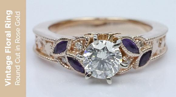 8. Glitter with Gemstones