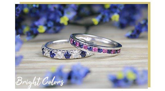 Art Deco in Wedding Rings